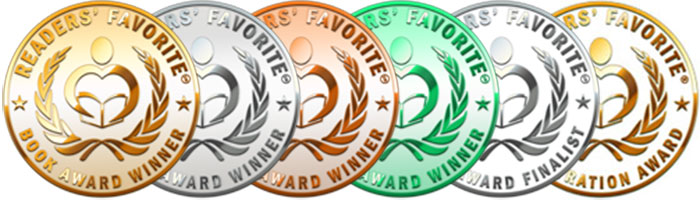 Book Award Contest Seals