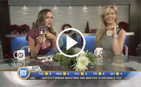 Diana Hart discusses her Readers' Favorite Silver Medal on Calgary Breakfast Television