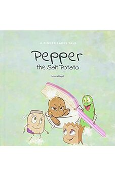 Pepper the Salt Potato