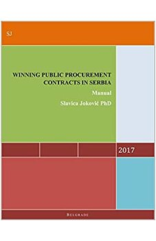 Winning Public Procurement Contracts In Serbia Manual