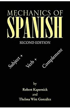 Mechanics of Spanish