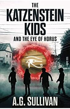 The Katzenstein Kids and the Eye of Horus