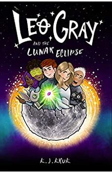 Leo Gray and the Lunar Eclipse