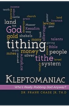 Kleptomaniac Who's Really Robbing God Anyway?