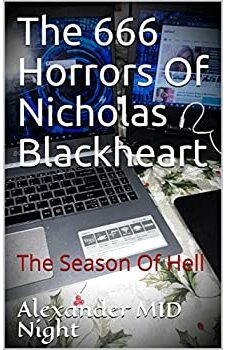 The 666 Horrors Of Nicholas Blackheart