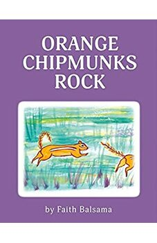 Orange Chipmunks Rock