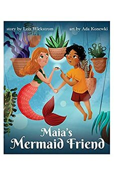 Maia's Mermaid Friend