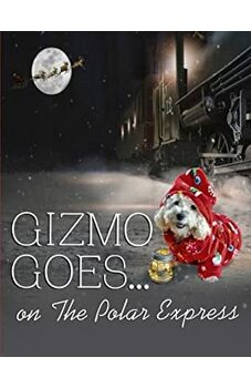 Gizmo Goes on The Polar Express
