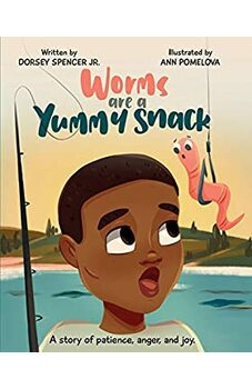 Worms Are A Yummy Snack
