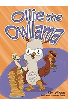Ollie the Owllama