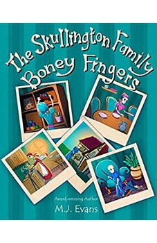 The Skullington Family Boney Fingers
