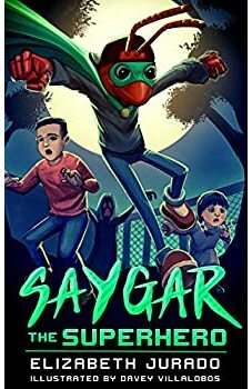 Saygar the Superhero