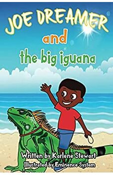 Joe Dreamer and the Big Iguana