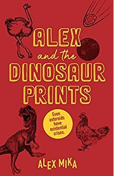 Alex and the Dinosaur Prints