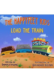The HappyFeet Kids Load the Train