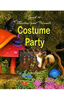 Shadow and Friends Costume Party