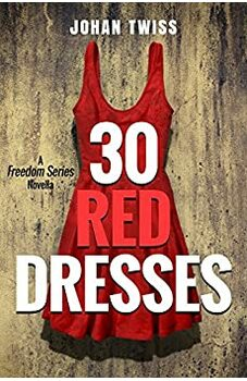 30 Red Dresses
