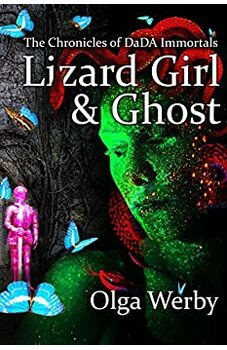 Lizard Girl & Ghost