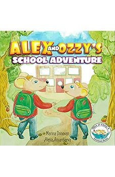 Alex and Ozzy's School Adventure